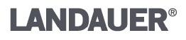 Landauer logo